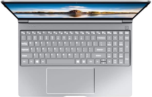 Teclast F15: ultrabook de 15.6'' con panel FHD IPS, disco SSD y teclado completo