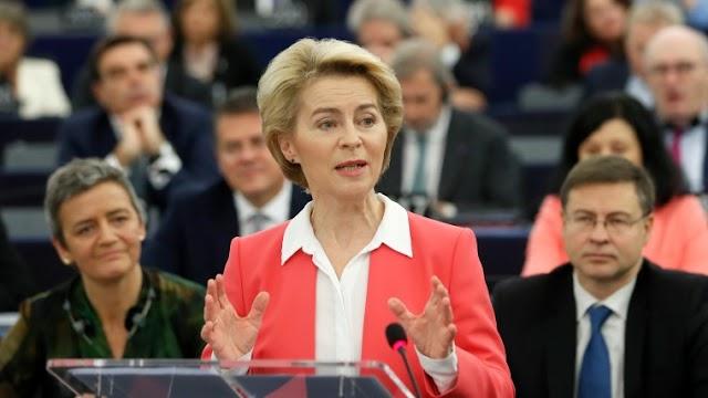 """Ursula von der Leyen: """"létkérdés"""" a klímaváltozás elleni küzdelem"""