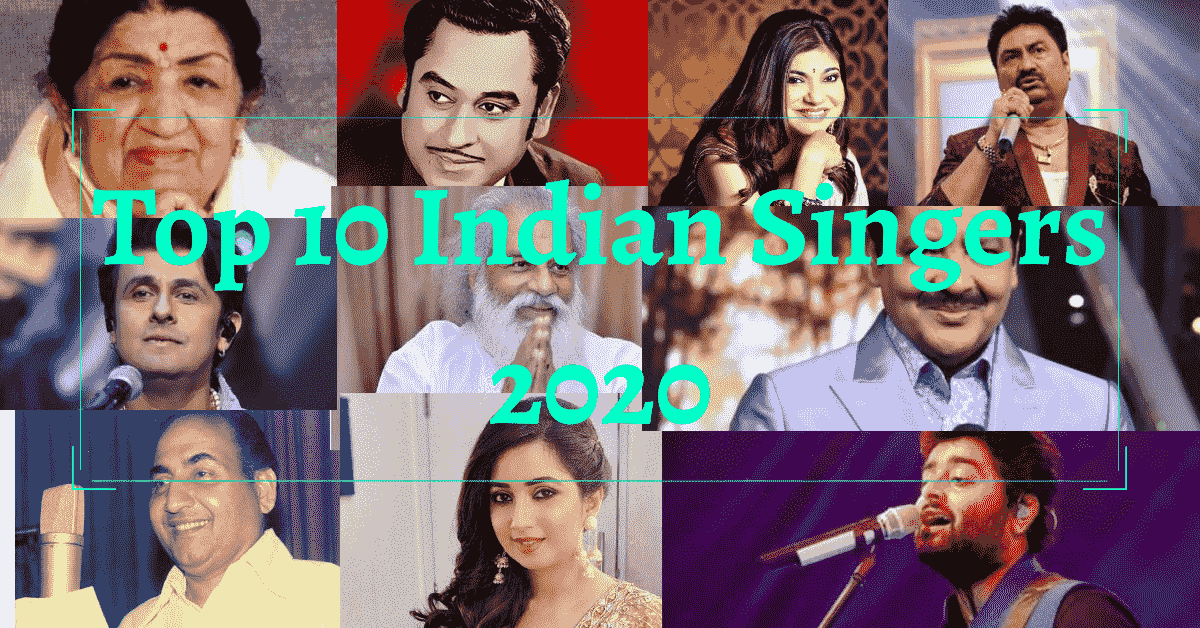 Top 10 Indian Singers 2020, Top 10 Indian Singers Of All Time, Best Bollywood Singers, Best Bollywood Singers Of All Time