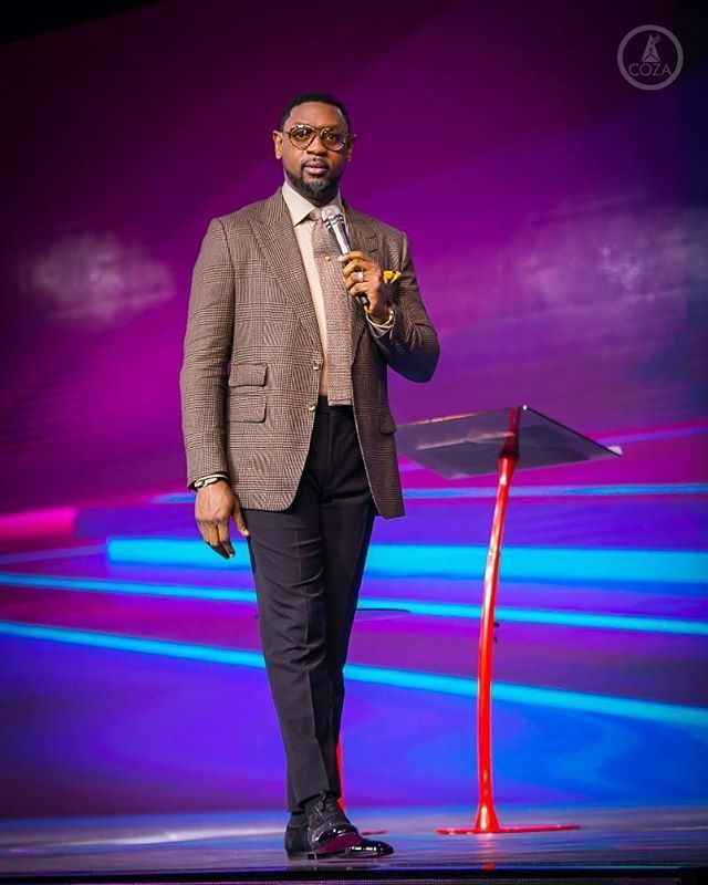 Alleged Rape: Pastor Fatoyinbo  Finally Steps Down, Bows To Pressure (Read The Emotional Letter)