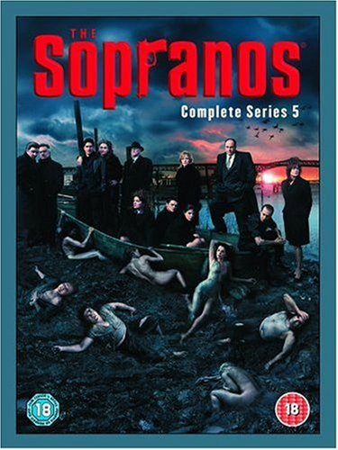 The Sopranos (2004) Quinta Temporada REMUX 1080p Latino – CMHDD