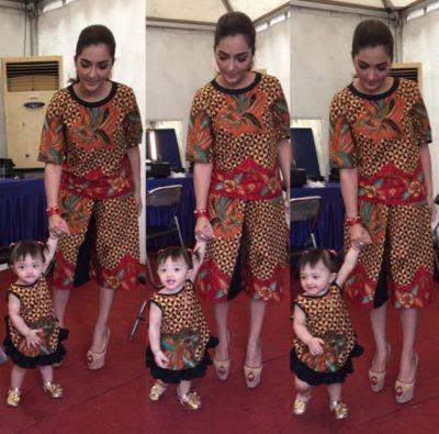 Model Baju Batik Anak Perempuan Terbaru Pilihan Terbaik Bunda