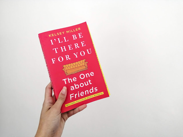livro i'll be there for you the one about Friends serie