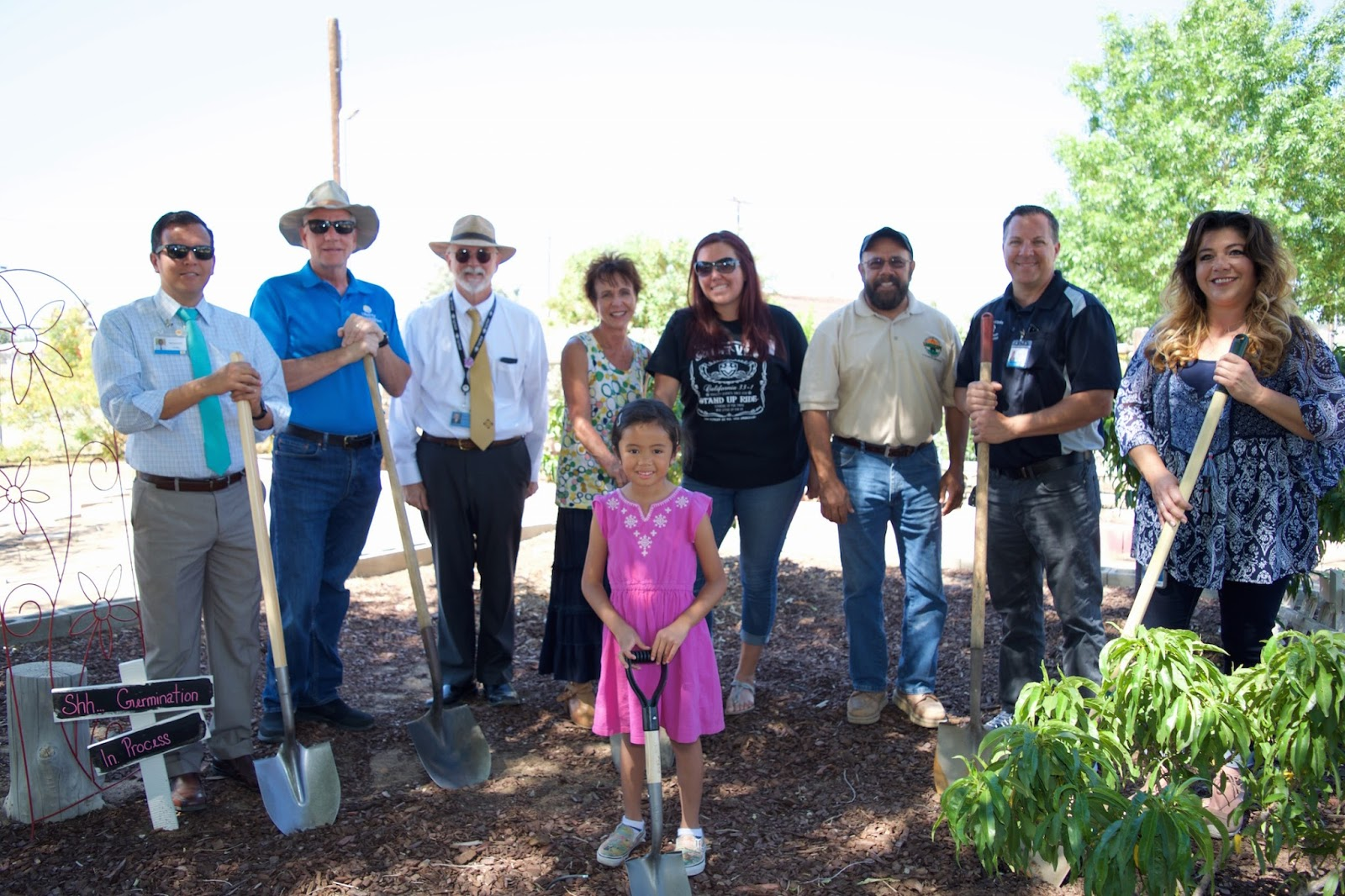 Yucca Valley Breaking News >> YUCCA LOMA ELEMENTARY CELEBRATES GARDEN RENOVATION AT ...