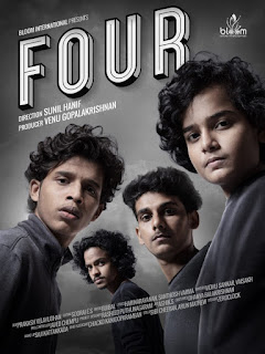 Four Malayalam movie, www.mallurelease.com