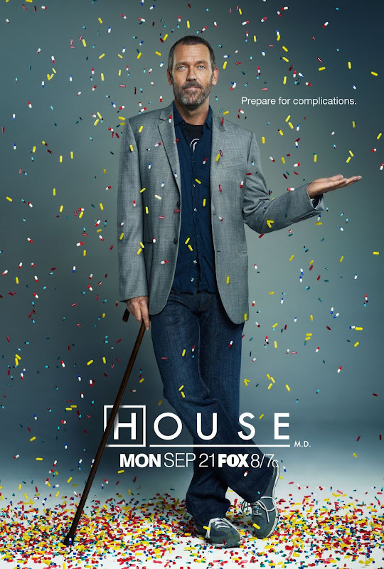 House MD TV poster