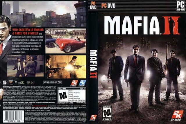 تحميل لعبة مافيا 2 مضغوطة من ميديا فاير