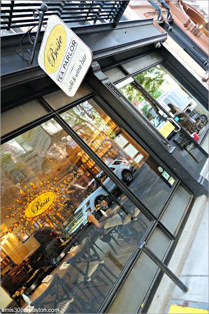 Bosie Tea Parlor en Nueva York