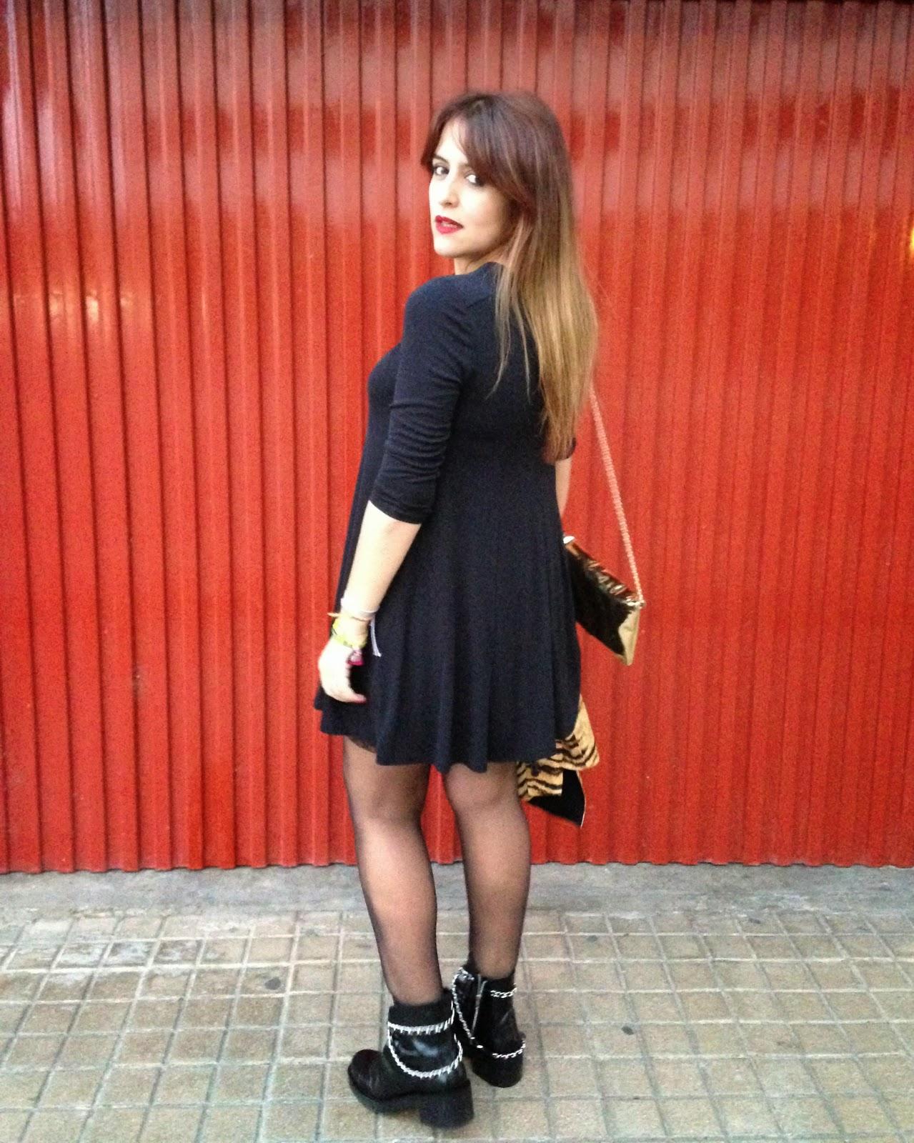Pepa Que Me Pongo Majoyle In Black