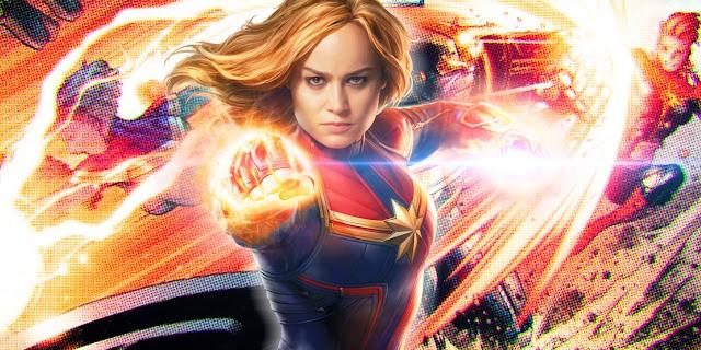 Captain Marvel 2019 Full Movie Download In Dual Audio Hindi - English