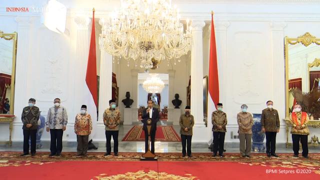 Ini Pernyataan Lengkap Presiden Jokowi Mengecam Presiden Prancis Emmanuel Macron!