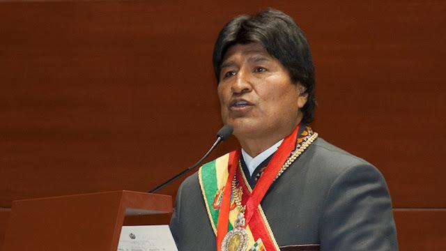 "Evo Morales revela ""una oferta secreta"" de Chile para darle a Bolivia una salida al mar"