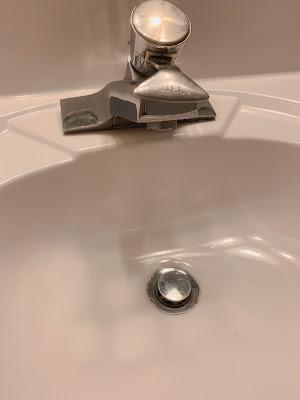 outdated faucet