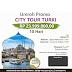 PAKET UMROH PROMO CITY TOUR TURKI 23 JUTAAN