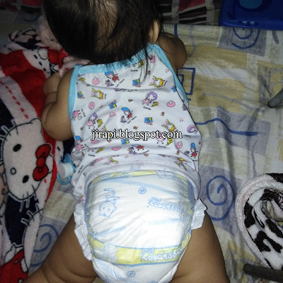 sweetbaby plus diaper design