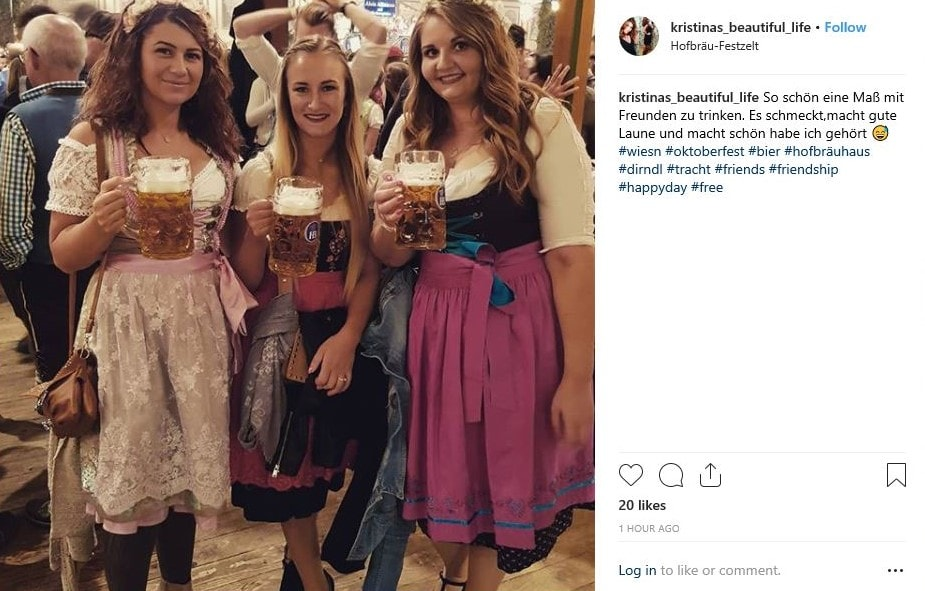 Oktoberfest at Vu's Sky Bar and Lounge