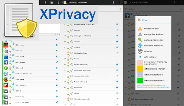 Xprivacy