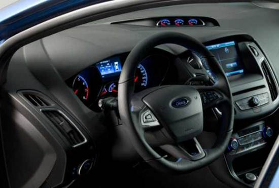 2017 Ford Fiesta St Review Canada