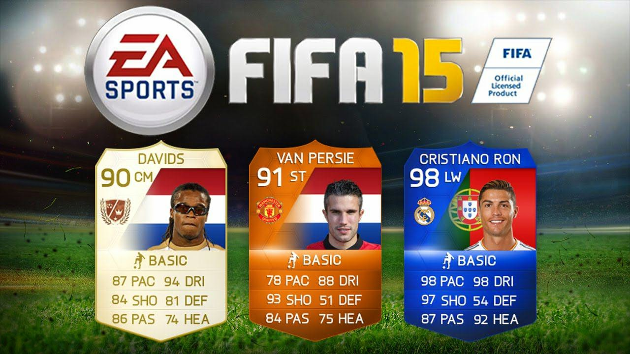 FIFA 15 Ultimate Team - Game Android Terbaik