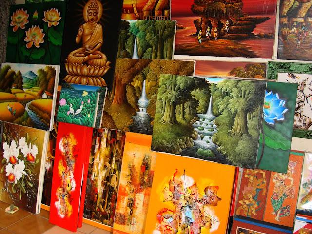 Изображение прекрасных балийских картин