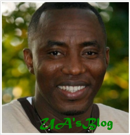 Sahara Reporters publisher Omoyele Sowore declares interest to run for president in 2019, reveals he will defeat President Buhari