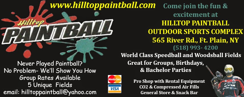 Hilltop Paintball