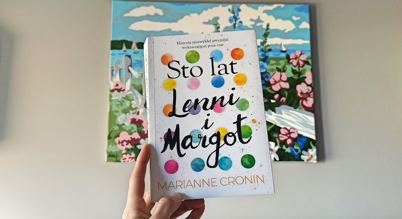 """""""Sto lat Lenni i Margot"""" - Marianne Cronin"""