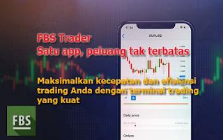 Aplikasi FBS Markets Inc dan aplikasi CopyTrade telah diupdate