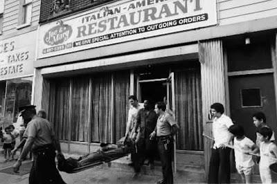 Joe And Mary Italian-American Restaurant
