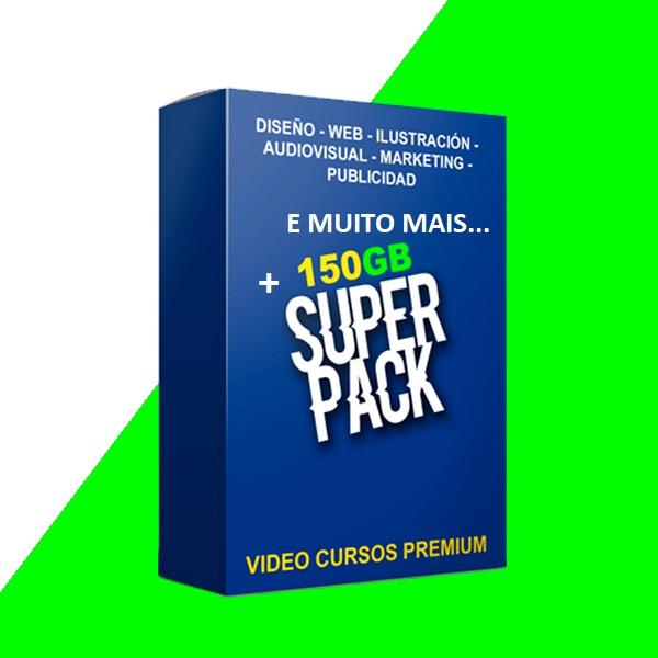 Pack 133 Cursos Torrent Completos Download Grátis