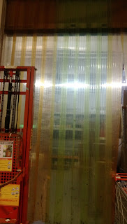 厚透明門簾膠布, Door Strip DPC In Heavy Gauge, 高雄, 門簾