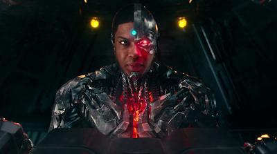 Zack Snyder's Justice League Cyborg