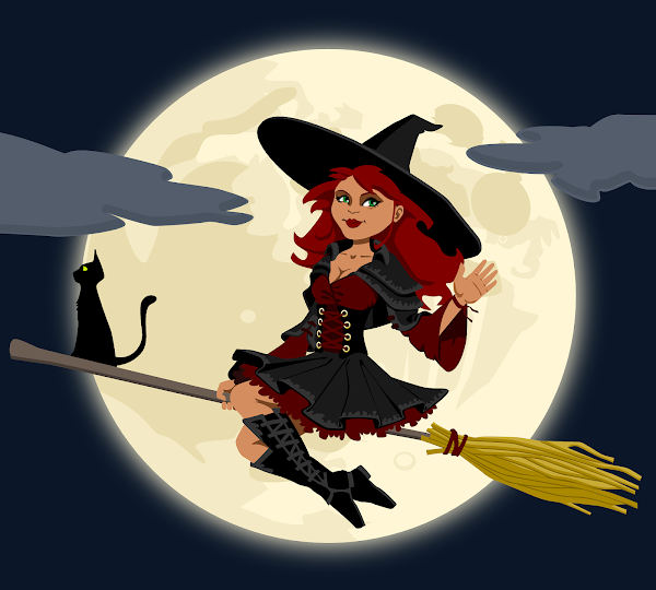 Kisah Penyihir Cantik