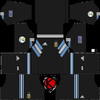 Argentina 2019 Kits - Dream League Soccer Kits