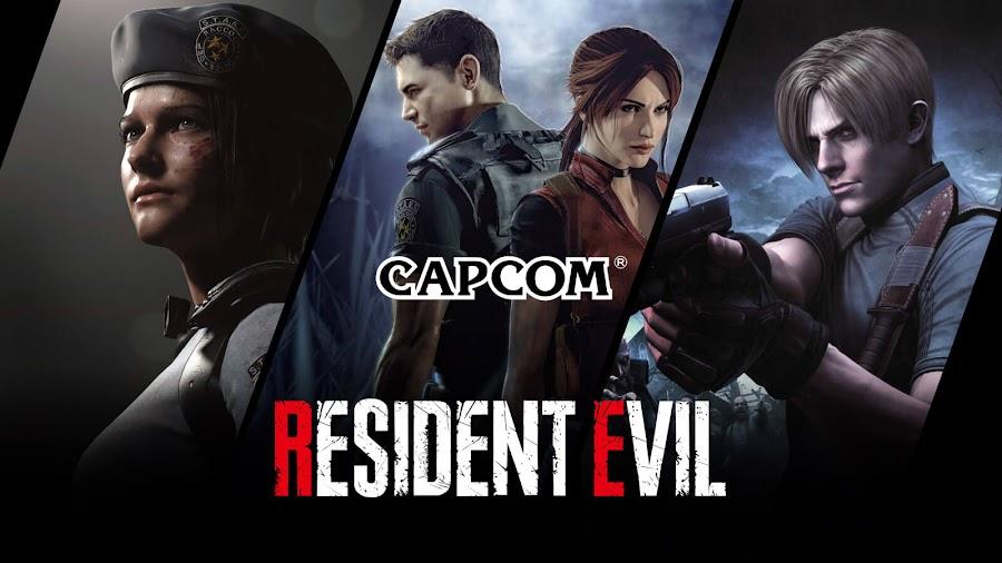 capcom online survey resident evil remake survivor horror resident evil code veronica las plagas