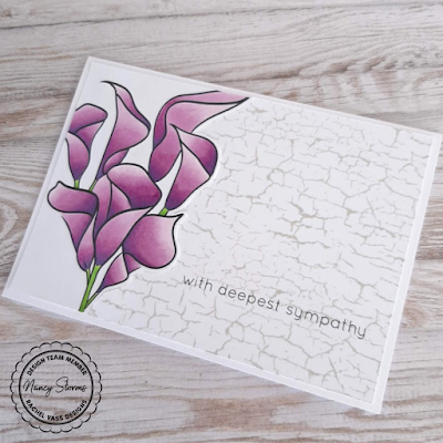 Rachel Vass Designs - Calla Lilies