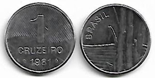 1981, 1 Cruzeiro