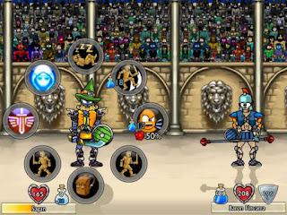 Swords and Sandals 2 Redux Apk v1.2.2 Mod (Maximus Edition)
