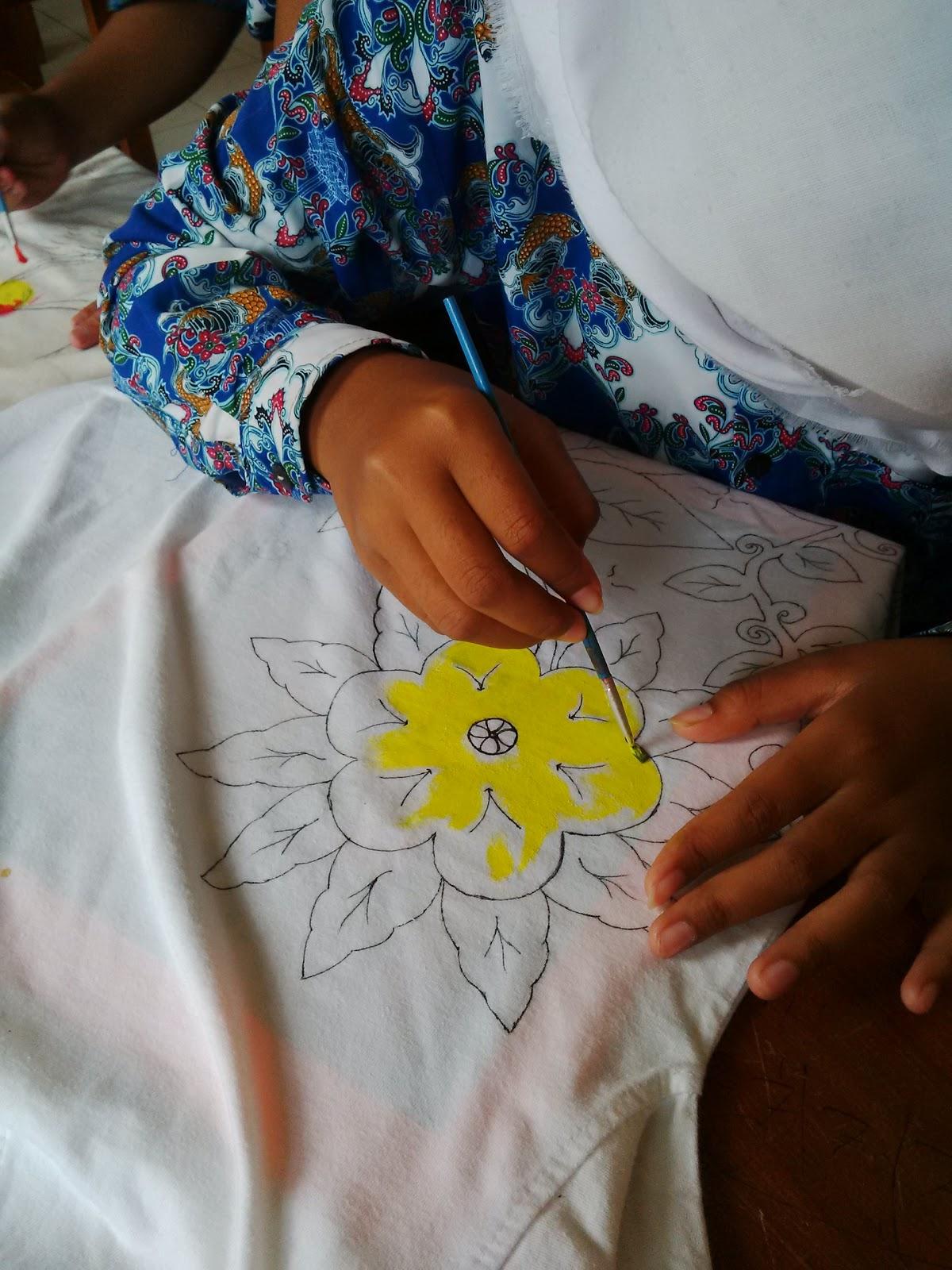 Teknik Menggambar Ragam Hias Pada Bahan Tekstil : teknik, menggambar, ragam, bahan, tekstil, RAGAM, BAHAN, TEKSTIL, KELAS