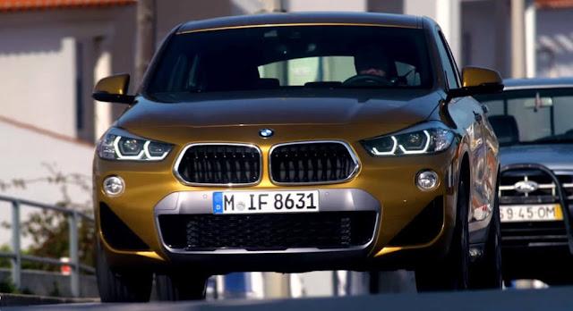 BMW, BMW Videos, BMW X2, New Cars, Reviews, Video