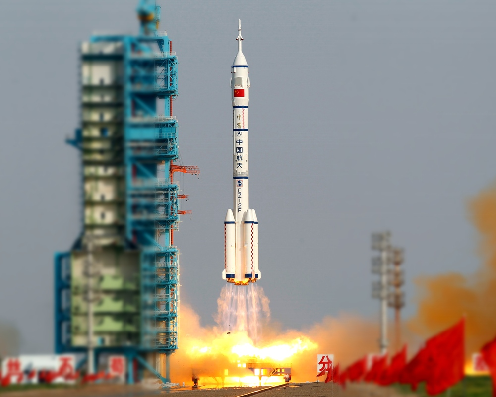 Orbiter.ch Space News: China launch Shenzhou-10 manned ...