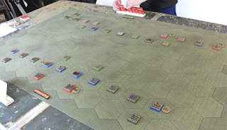 Battle of Cannae 216 BC - Command and Colors Ancients