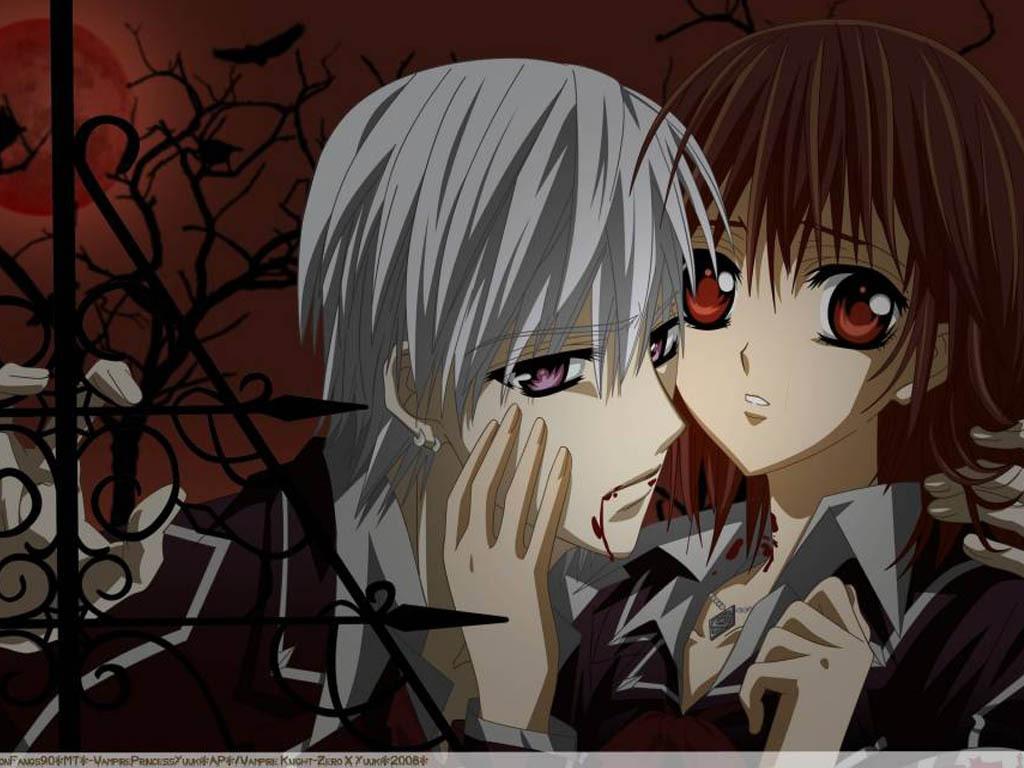 Marilyn123 vampire knight - Wallpaper vampire anime ...