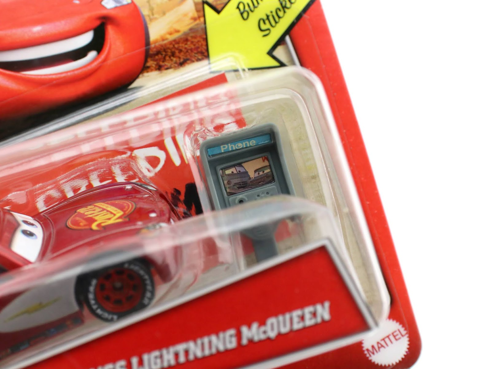 "Cars: Radiator Springs Lightning McQueen (2020 ""Welcome to Radiator Springs"" Version)"