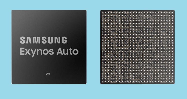 Samsung Intros Exynos Auto V9 Auto-branded Processor