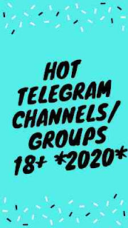 Hot telegram channels adult