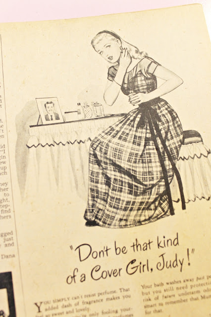 1940s vintage teen fashion magazine calling all girls
