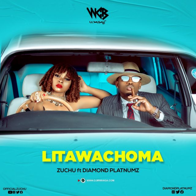 Audio | Zuchu ft. Diamond Platnumz  - Litawachoma