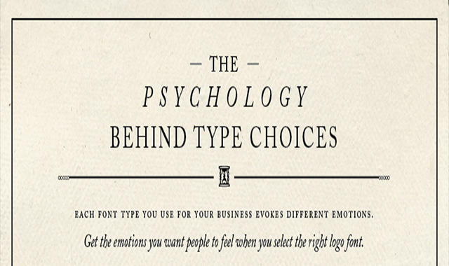 Psychological background choices #infographic