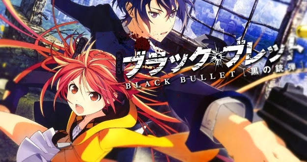 Black Bullet Episode 1 Subtitle Indonesia